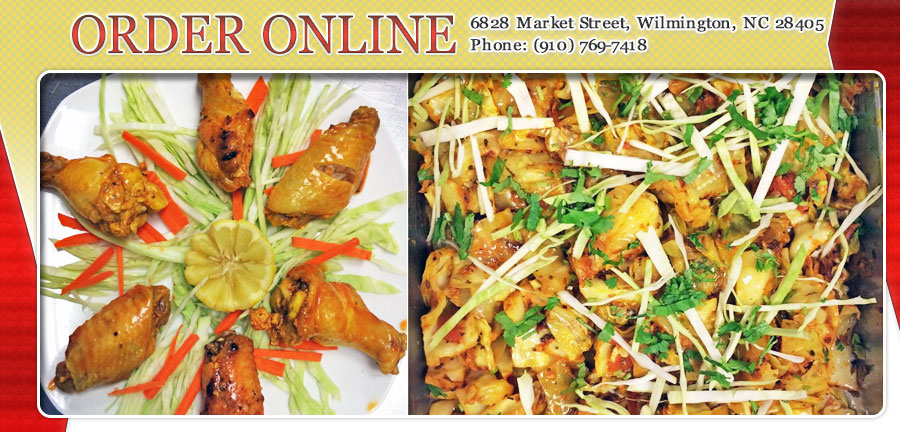 North carolina food market wilmington asian