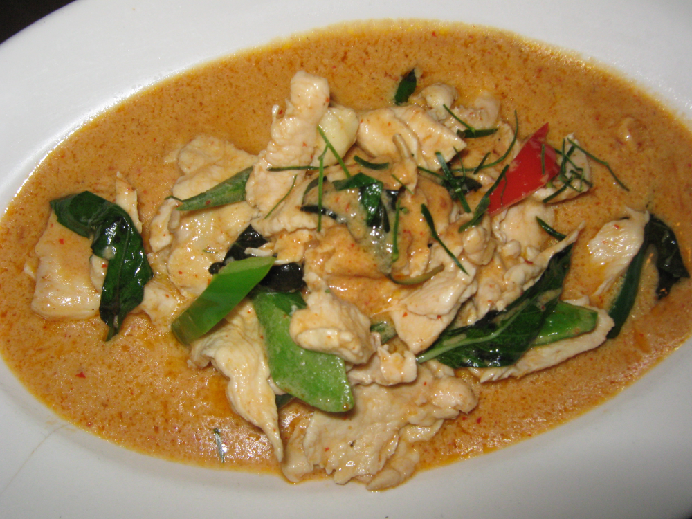 CHICKEN PANANG