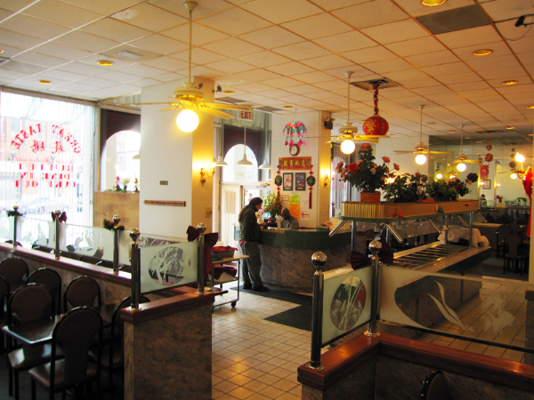 Cleveland Street Chinese Restaurant