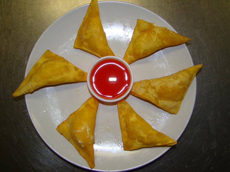 Crab Rangoon (8)
