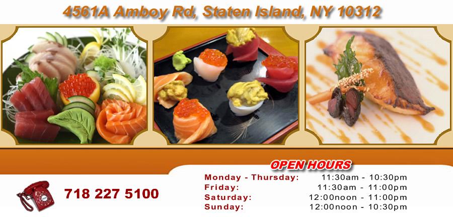 Tomo Japanese Restaurant Order Online Staten Island Ny