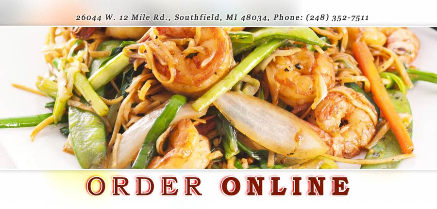 Chinese Food  Mile And Southfield