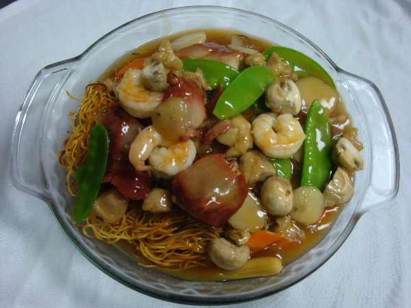 Toa Yuen Combination Pan Fried Noodle