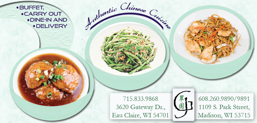 Jade Garden-Madison | Order Online | Madison, WI 53715 | Chinese