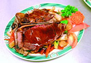 HK steak