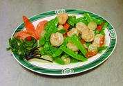 shrimp peaPod