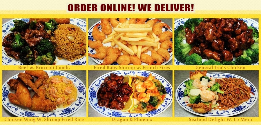Chinese Food That Delivers