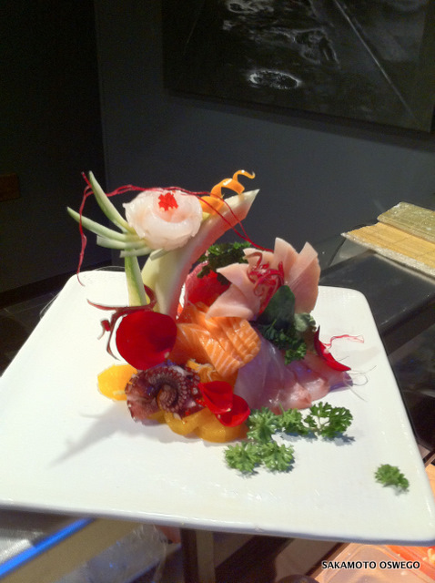 Assorted Sashimi 25