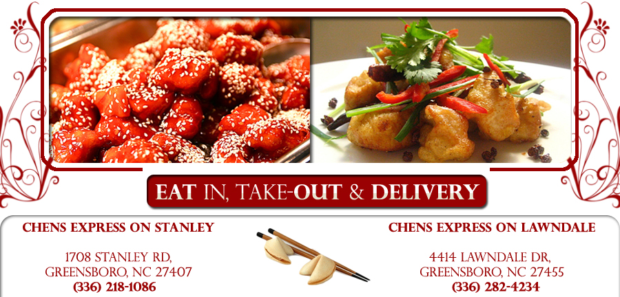 Delivery Chinese Food In Greensboro Nc