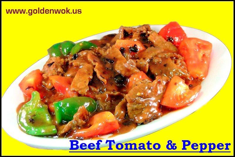 Beef Tomato & Pepper