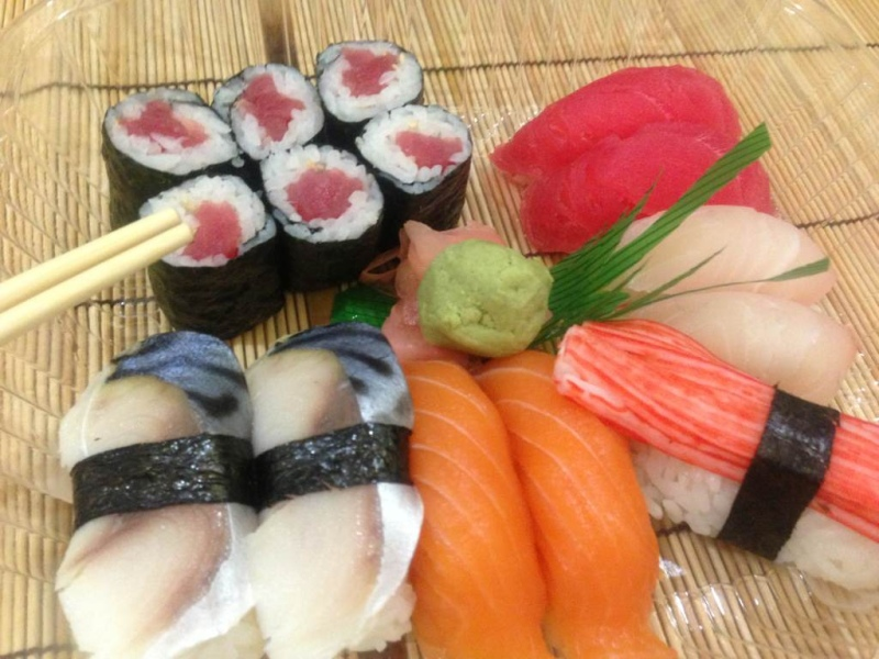 Sushi Deluxe