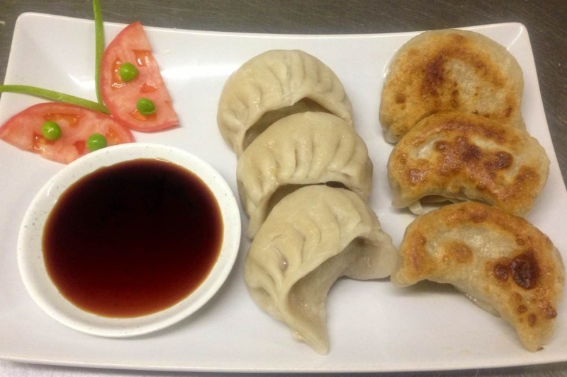 Fried/Steamed Dumplings