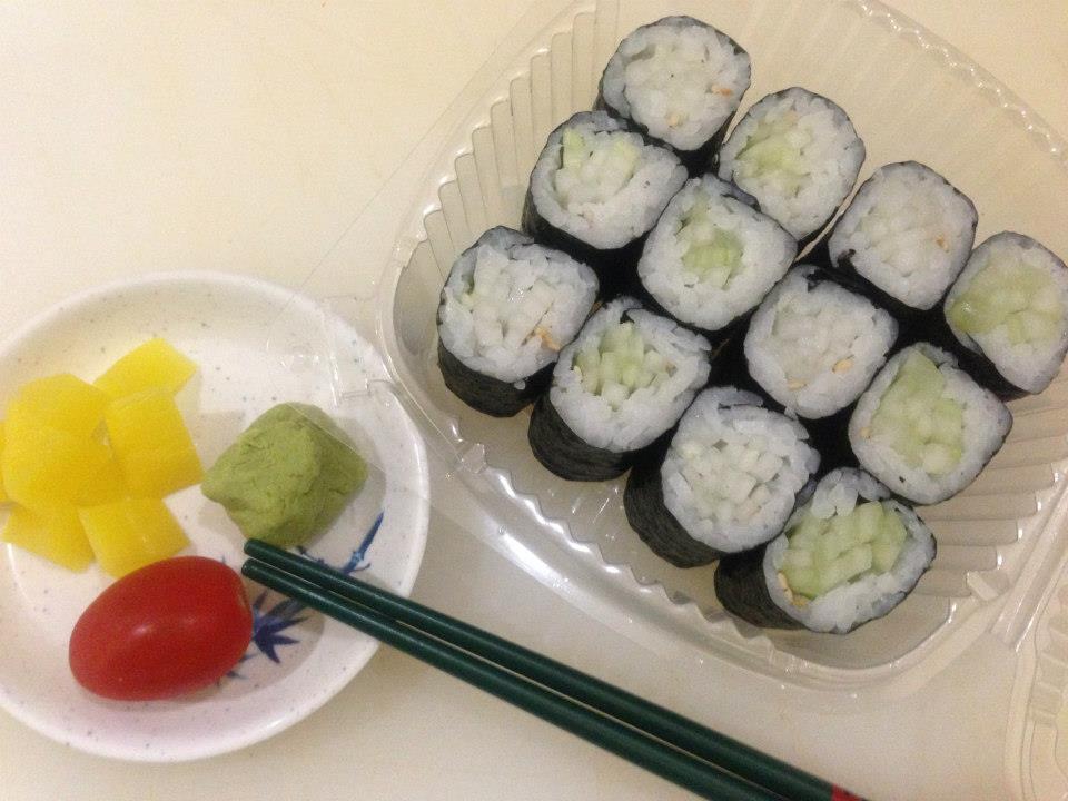 Qcumber Roll