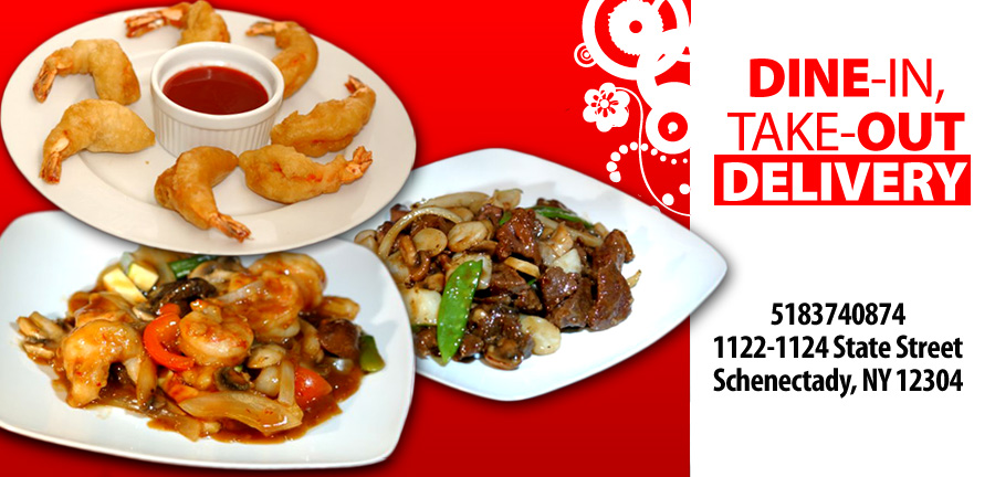 Lucky House Chinese Food Menu
