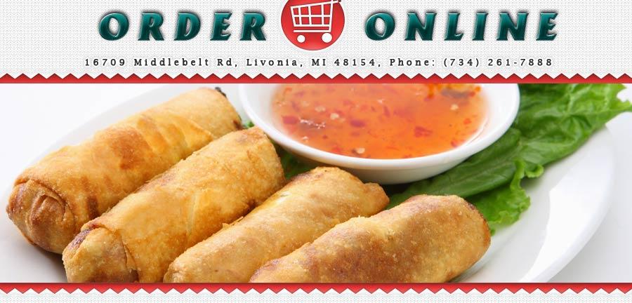 China Kitchen Express   Order Online   Livonia, MI 48154   Chinese