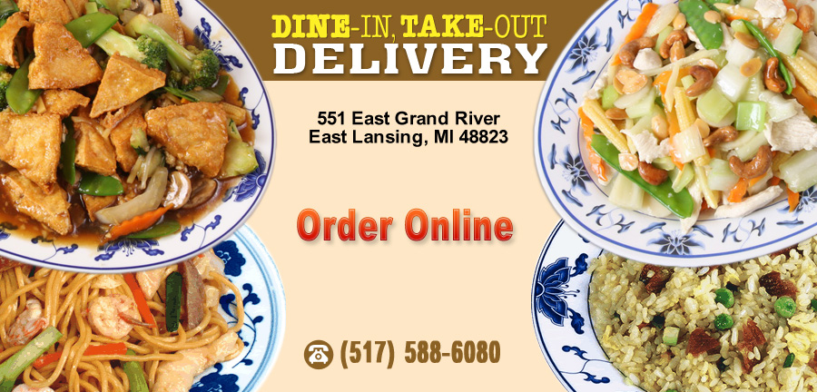 Rice Kitchen | Order Online | East Lansing, MI 48823 | Chinese