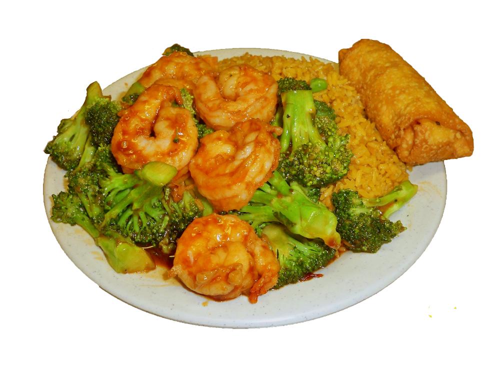 Shrimp w. Bro