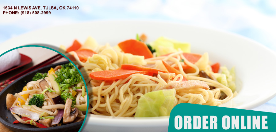 No 1 Kitchen(in Tulsa ) | Order Online | Tulsa, OK 74110 | Chinese