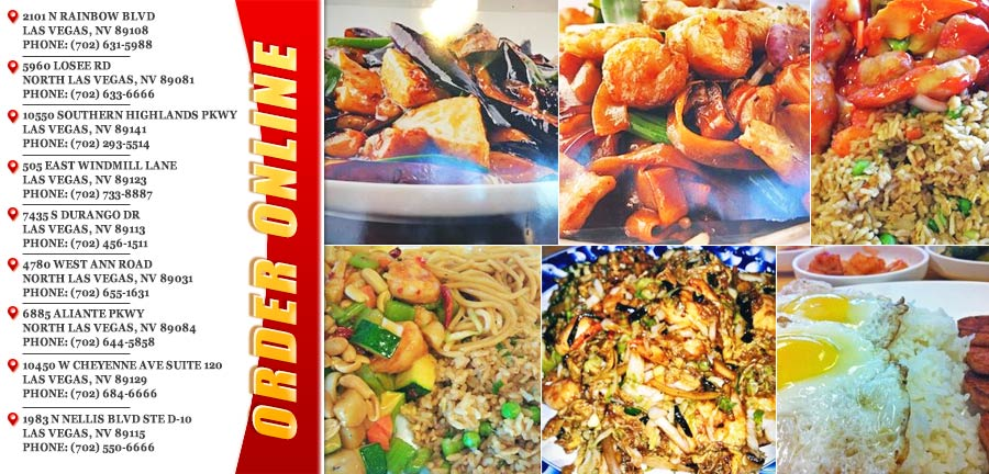 China A Go Go Las Vegas Nv Menu Chinese Online Food