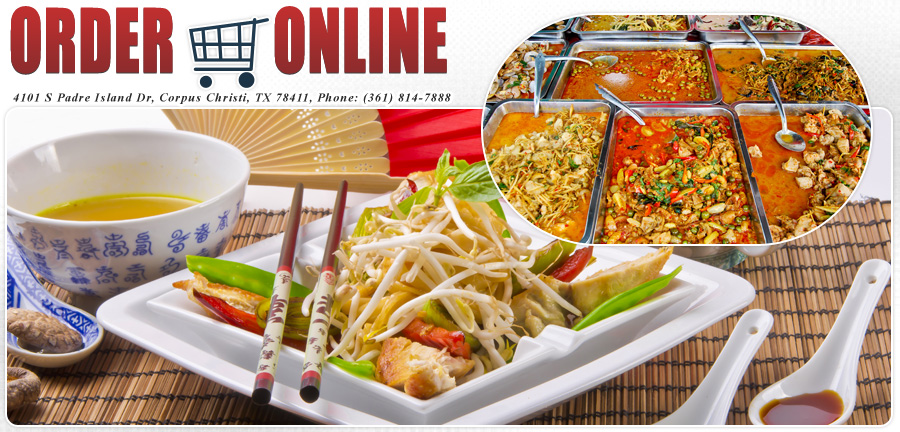 China Garden Super Buffet | Order Online | Corpus Christi, TX 78411 |  Chinese
