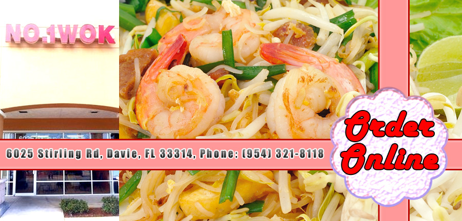 Number One Wok Order Online Davie Fl 33314 Chinese