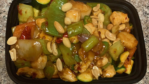 Kung Pao Chicken TO GO DD
