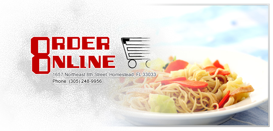 Chinese Food Palm Desert Delivery