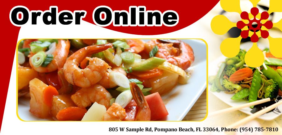 Chinese Food Pompano Beach Fl