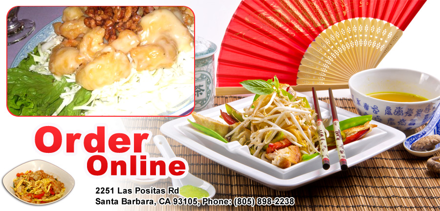 Delivery Chinese Food Santa Barbara