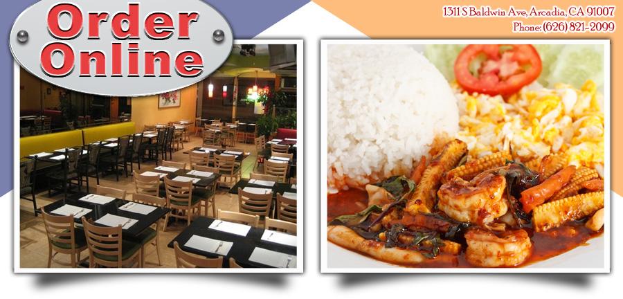 Orchid Thai Cuisine Order Online Arcadia Ca 91007 Thai