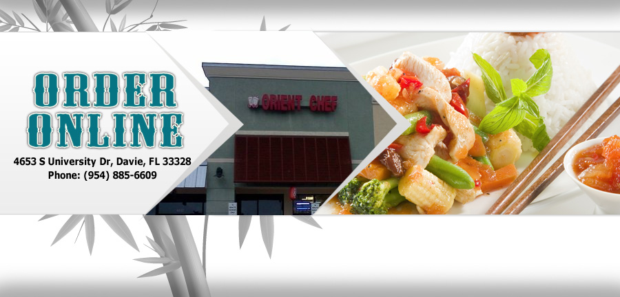 Orient Chef Order Online Davie Fl 33328 Chinese