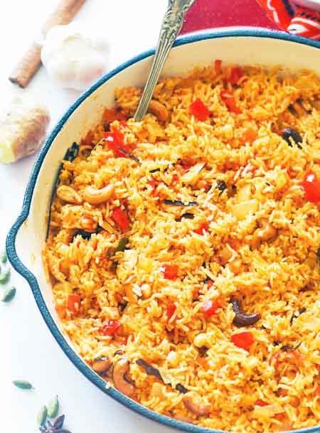 Saffaron Rice