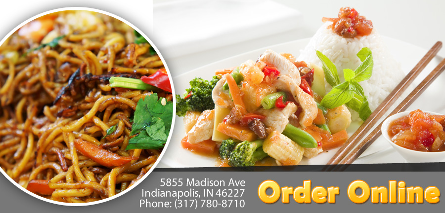 Chinese food on madison ave food for China garden restaurant indianapolis in