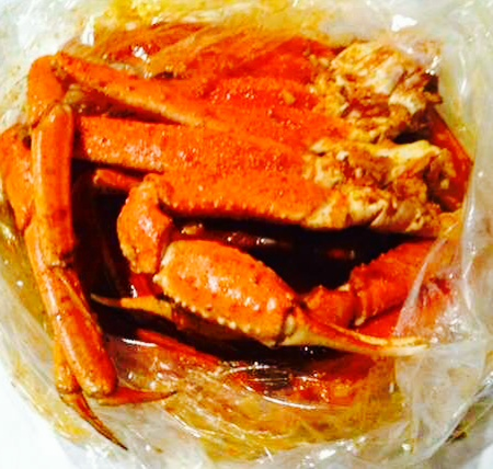 change Snow Crab Legs (Rajun Cajun)