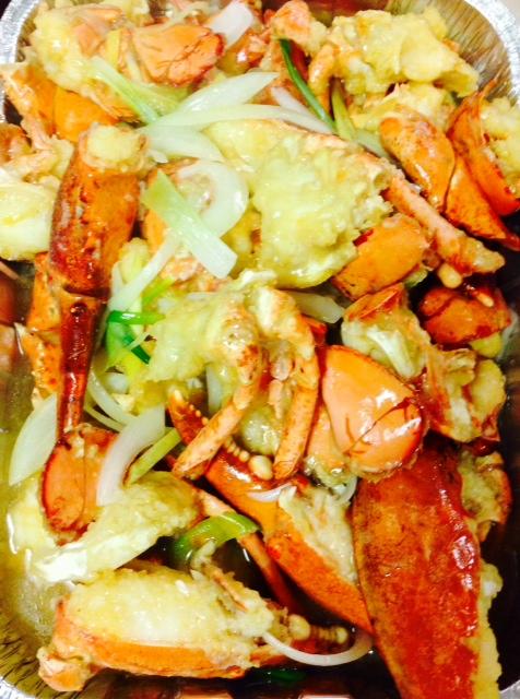 Ginger Lobster