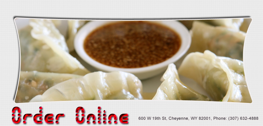 Dynasty Cafe Menu Cheyenne Wy