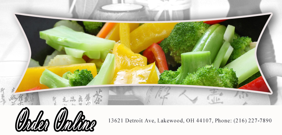 China Express Order Online Lakewood Oh 44107 Chinese