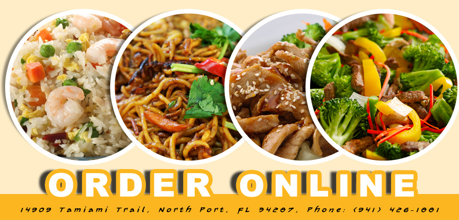 Chinese Food Delivery Venice Fl