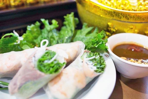 Goi Cuon ( Spring roll)