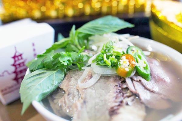 Pho ( Beef Noodle soup)