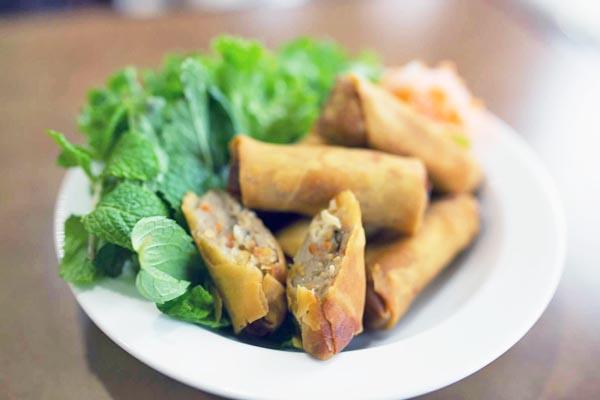 V1 Cha Gio ( Vietnamese Eggrolls)