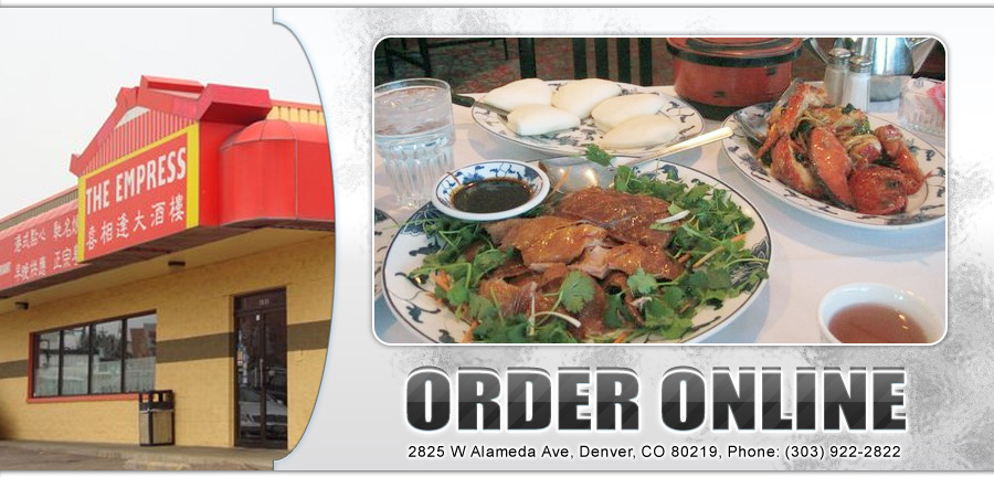 The Empress Seafood Restaurant Order Online Denver Co 80219