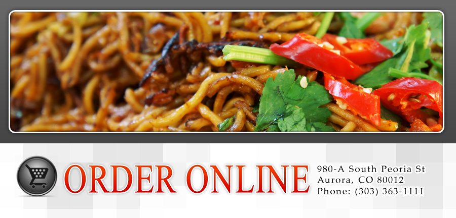 Chinese Food Delivery Aurora Co Food