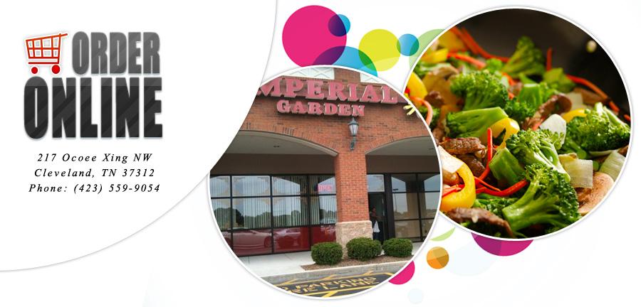 Imperial Garden Chinese Restaurant Order Online Cleveland Tn 37312