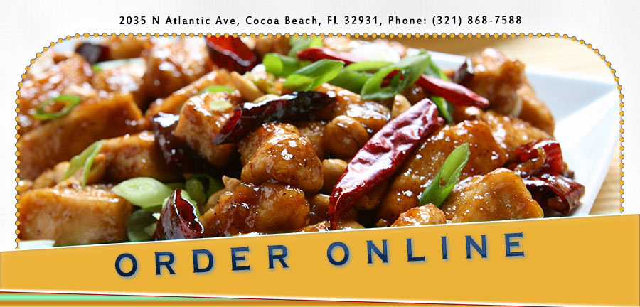 New China Order Online Cocoa Beach FL 32931 Chinese