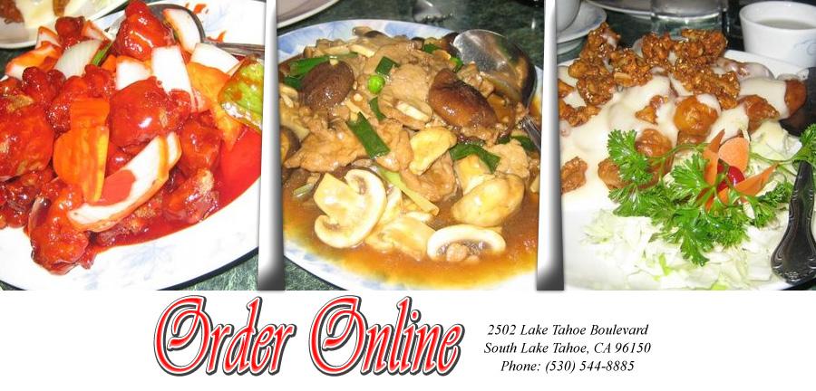 Mandarin Garden Chinese Restaurant Order Online South Lake Tahoe Ca 96150 Chinese