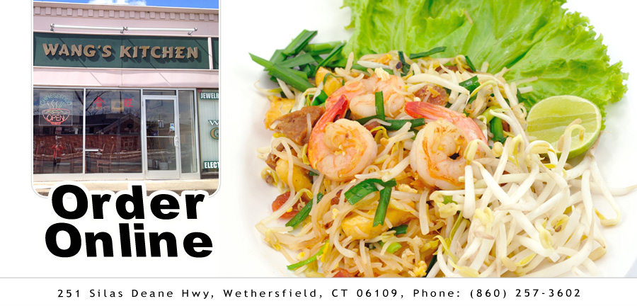 Wang\'s Kitchen | Order Online | Wethersfield, CT 06109 | Chinese