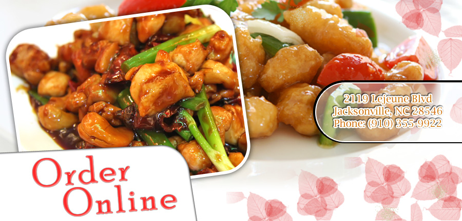 Chinese food delivery camp lejeune for Asian cuisine delivery