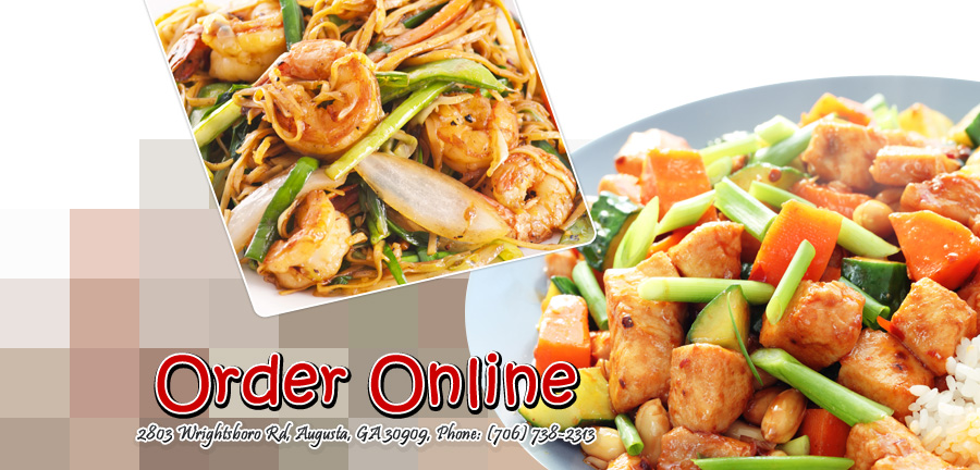Chinese Food Delivery Augusta Ga
