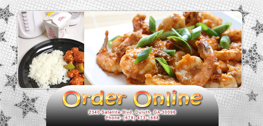 Chinese Food Delivery Duluth Ga